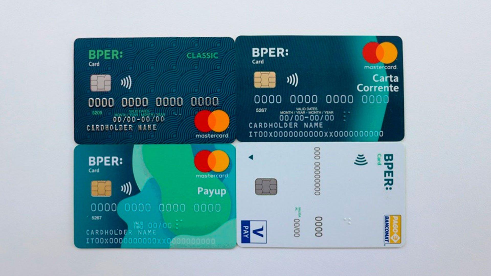 CarteBraille1 BPER Banca presenta le carte di pagamento in Braille